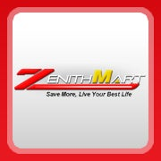 Photo taken at Zenith-Mart Inc by Tochukwu M. on 3/9/2014