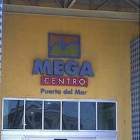 Photo taken at Megacentro by Juan Pablo H. on 4/30/2013