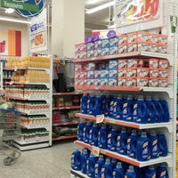 Photo taken at Mundial Supermercados by Emerson S. on 1/31/2014