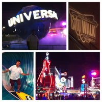 Photo taken at Universal CityWalk by Kenneth L. on 10/11/2012