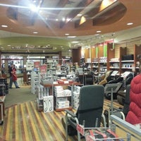 Photo taken at Brookstone by Bill T. on 12/24/2012