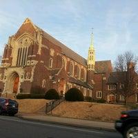 Photo taken at Messiah Lutheran Church by Jamie H. on 1/29/2013