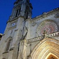 Photo taken at Catedral de Santiago de Bilbao by Aina V. on 3/3/2013