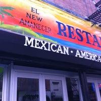 Foto tirada no(a) El Nuevo Amanecer Restaurant por KimbreT6 -. em 1/25/2013