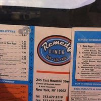 Photo taken at Remedy Diner by KimbreT6 -. on 1/26/2013