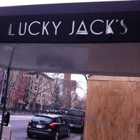 Photo taken at Lucky Jack's by KimbreT6 -. on 1/25/2013