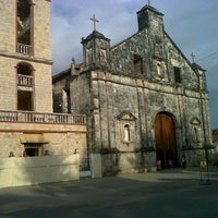 Photo taken at Sts. Peter & Paul Church by Chesca E. on 3/4/2013