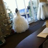 Photo taken at Bowties Bridal by Kory H. on 3/1/2013