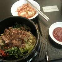 Photo taken at Ccozi n friends - korean dining food by Reny b. on 4/6/2013