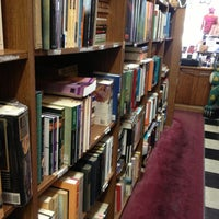 Photo taken at Bookman Rare & Used Books by Samantha F. on 1/21/2013