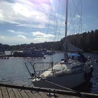 Photo taken at Satamakapteeni by Mika S. on 9/7/2013