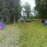 Photo taken at палатка Сайкеров by Людейка С. on 7/13/2013