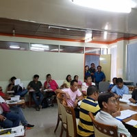 Photo taken at Dpwh Panacan by Guada M. on 2/2/2018