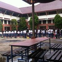 Photo taken at SMAK Yos Sudarso Batam by Sherlly S. on 7/17/2013