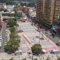 Photo taken at Plaza Murillo Toro by Juan David P. on 10/27/2014