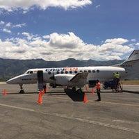 Photo taken at Aeropuerto Perales (IBE) by Juan David P. on 8/3/2015