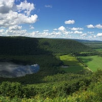Photo taken at Labrador Hollow Hang Glider Jump Off Point by Rebecca R. on 8/24/2014