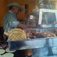 Photo taken at Restaurante Del Parque by Edgar M. on 1/18/2013