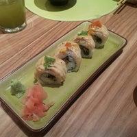 Photo taken at Sushi Kachi by Wirontono J. on 2/16/2013