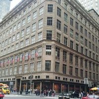 Photo taken at Saks Fifth Avenue by Andrew M. on 9/30/2012