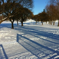 Foto scattata a Helsingin Golfklubi da Elsa O. il 1/21/2013