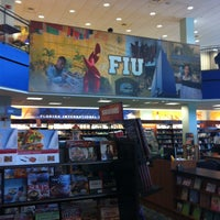 Photo taken at FIU Bookstore by Garrit F. on 6/17/2013