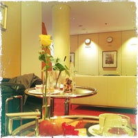 Photo taken at Atlantic Lounge by Nastya Z. on 5/4/2013