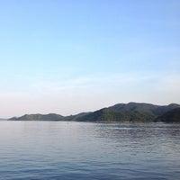 Photo taken at 盐田区政府 Yantian District Government by kai z. on 9/22/2013