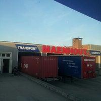 Photo taken at magazijnen maenhout by Eddy D. on 8/16/2013