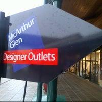 Photo taken at East Midlands Designer Outlet by Fakrul F. on 10/22/2012