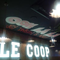 Photo taken at Le Coop by Anika on 11/12/2013
