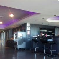 Photo taken at Terminal 3 by Dru on 1/16/2013