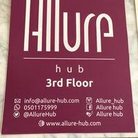 Photo taken at Allure Hub by Abdulrahman M. on 12/8/2017