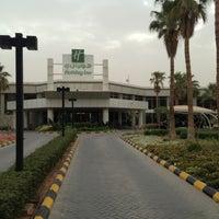 Photo taken at Holiday Inn by Abdulrahman M. on 4/15/2013