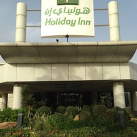 Photo taken at Holiday Inn by Abdulrahman M. on 4/24/2013