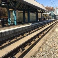 Photo taken at NJT - Port Imperial Light Rail Station by Abdulrahman M. on 11/28/2016