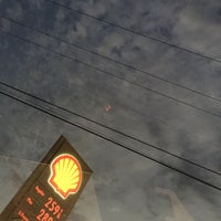 Photo taken at Shell by Michael B. on 5/20/2016