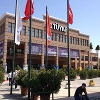 5/18/2013 tarihinde Alim A.ziyaretçi tarafından Tüyap Fuar ve Kongre Merkezi'de çekilen fotoğraf