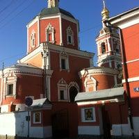 Photo taken at Храм святых апостолов Петра и Павла by Юля Ш. on 6/4/2013
