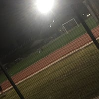 Photo taken at Third Street Football Field by MrN ⚖. on 1/21/2018