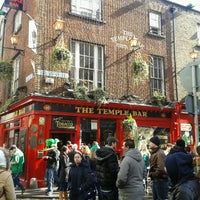 Photo taken at Temple Bar Square by Emilio N. on 3/16/2013