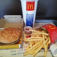 Photo taken at McDonald's by Rosita T. on 4/23/2013