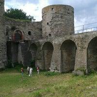 Снимок сделан в Копорская крепость пользователем Анастасия Е. 7/6/2013