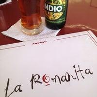 Photo taken at La Romanita by Yaksi Alex on 1/19/2013