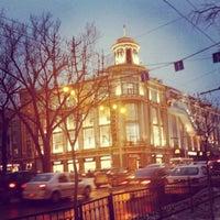 Снимок сделан в Центральный универмаг пользователем Jyulia V. 1/29/2013
