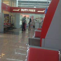Photo taken at Duty Free Aerotrade by Роман С. on 7/9/2014