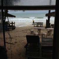 Photo taken at Fairyland Club Resort Koh Phangan by JT T. on 11/28/2012