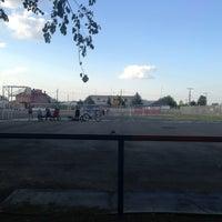 Photo taken at Центральный стадион by Алексей С. on 8/20/2013
