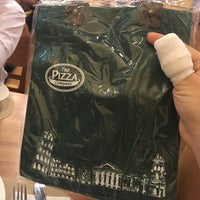 Photo taken at The Pizza Company by Pear P. on 3/20/2017