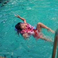 Photo taken at Melia Purosani Swimming Pool by ria w. on 6/26/2014